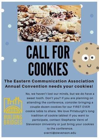 ECA Call for Cookies